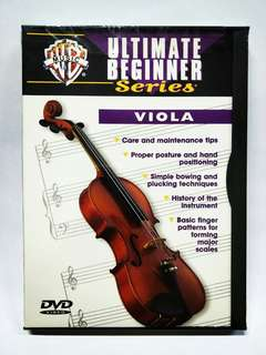 Viola (Ultimate Beginner Series)