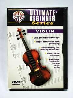 Violin (Ultimate Beginner Series)