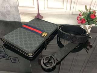 Gucci / LV 2in1 combo