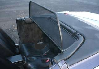 Wind deflector for mercedes sl r129