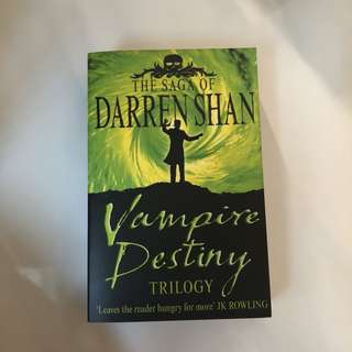 Vampire Destiny by Darren Shan