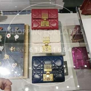 Dior銀包