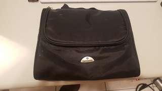 Samsonite 新秀麗 黑色 盥洗包 旅行包