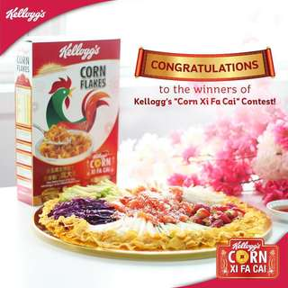 Looking for Kellogg's Gold Plate CNY