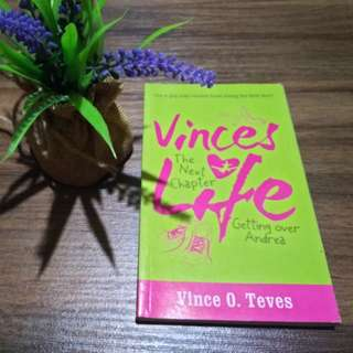 Vince's Life: The Next Chapter, Getting Over Andrea
