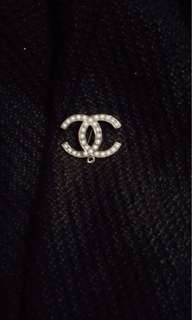 Authentic Chanel brooches