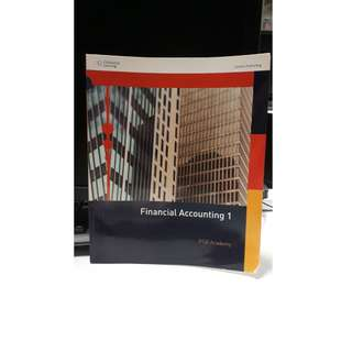 Financial Accounting 1 PSB Academy