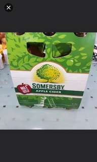 Somersby Apple Cider bundle of 3 bottles