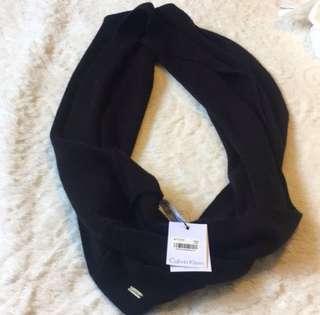 CK infinity scarf
