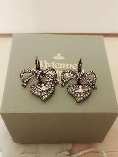 Vivienne Westwood Sample Earrings 連禮物袋