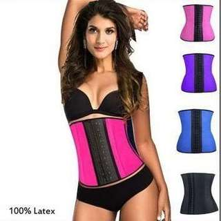 Corset like sculpting clothes (black only)
