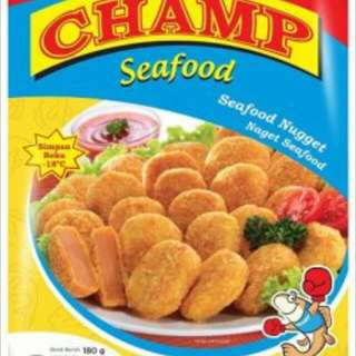 Fiesta Seafood - Naget Seafood sz 180gr