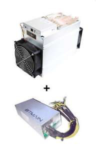 Antminer A3 + PSU