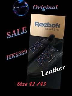 🌟Original~ Reebok Leather ~ Shoes 🌟百分百正貨 🌟