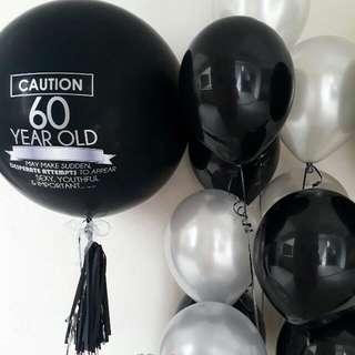 36inch Jumbo Balloon With Customize Wording