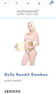 Belly Bandit Bamboo L Size (Fits Usual S-M)