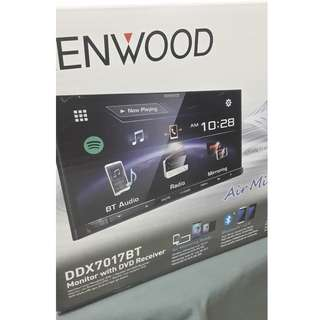 Kenwood Car Audio DDX-7017BT