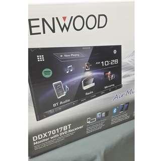 Kenwood Car Audio DDX-7017BT