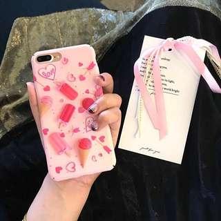 Pink Sweets iPhone Case 6/6s 6plus/6splus 7/8 7plus/8plus