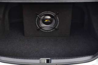 "MERCURY 10"" Subwoofer with box"