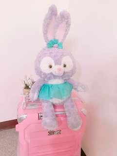 超大 史黛拉兔 頭內含毛毯 優惠價 只要750
