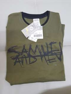 Samuel&Kevin long T-shirt