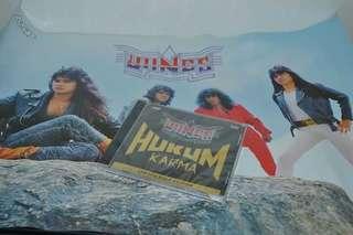 Wings (CD+Poster)