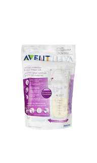 Avent Breastmilk Storage Bags (25pc)