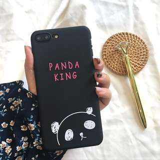Dear Panda iPhone Case 6/6s 6plus/6splus 7/8 7plus/8plus