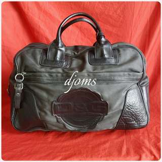 ✔DOLCE & GABBANA D&G LUGGAGE TRAVEL HAND CARRY BAG