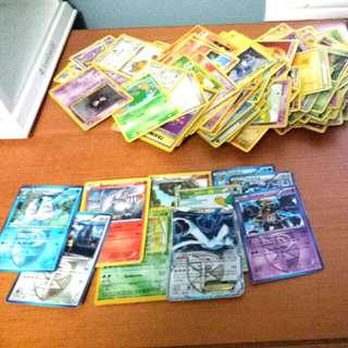 175 Pokémon cards!