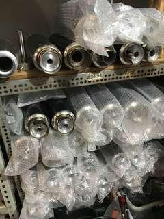 排氣管-尾段-進口徑50MM-出清1支800
