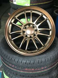 Re30 thailand 15 inch sports rim alza jazz city vios