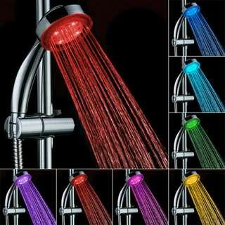 Handing shower 7 colour in 1