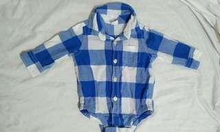 Gap baby polo onesie