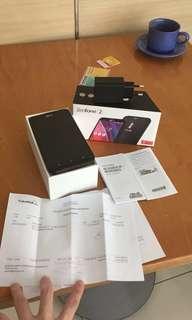 Asus Zenfone 2 ram 4 internal 32