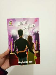 Novel Dear Dylan karya Stephanie Zen