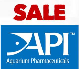 API Sale (on selected items)