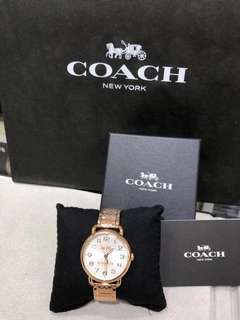 Coach watch 原價2680