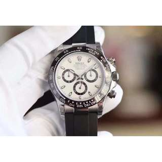Rolex Daytona White Dial (Panda) Swiss Engine 4130