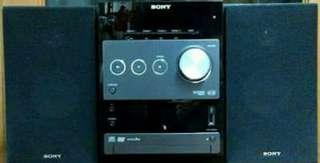 Sony HCD DX400A Micro Hi-Fi System