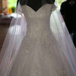 Pre Loved Wedding Gown Repriced