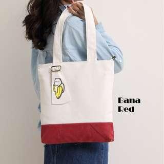 Bana Canvas Tote Bag