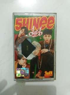 Jual muraaahh SHINee kaset original Korea (Sum cafe SM)