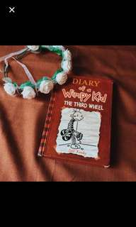 Diary of a Wimpy Kid in Hard Bound