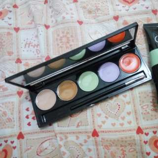 Conceal warna make over