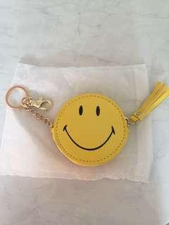Smiley Coin Pouch/Coin Purse