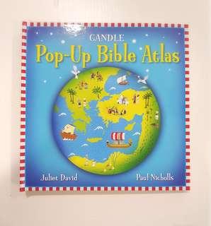 Pop up Bible Atlas