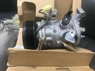 Aircond compressor myvi 1.5&alza call 0133924282
