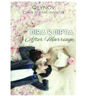 Ebook Dira & Dipta After Marriage - Qeynov